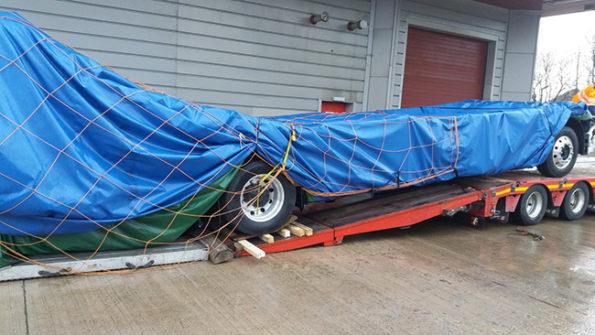 Specialised Transport - Storage UK